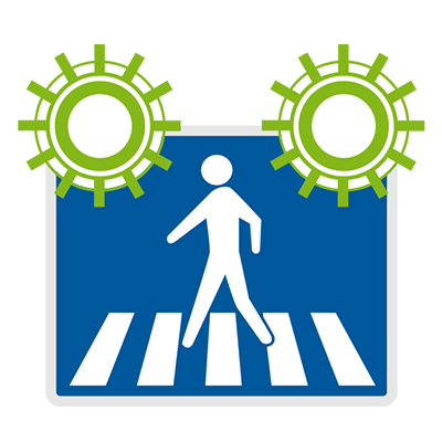 Icon Verkehrsicherheit